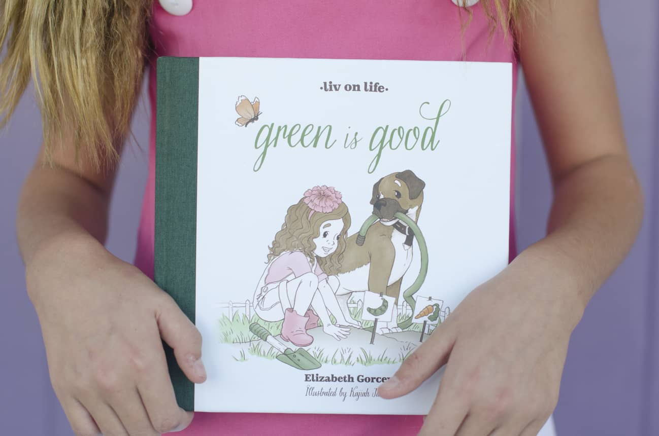 Green is Good Book